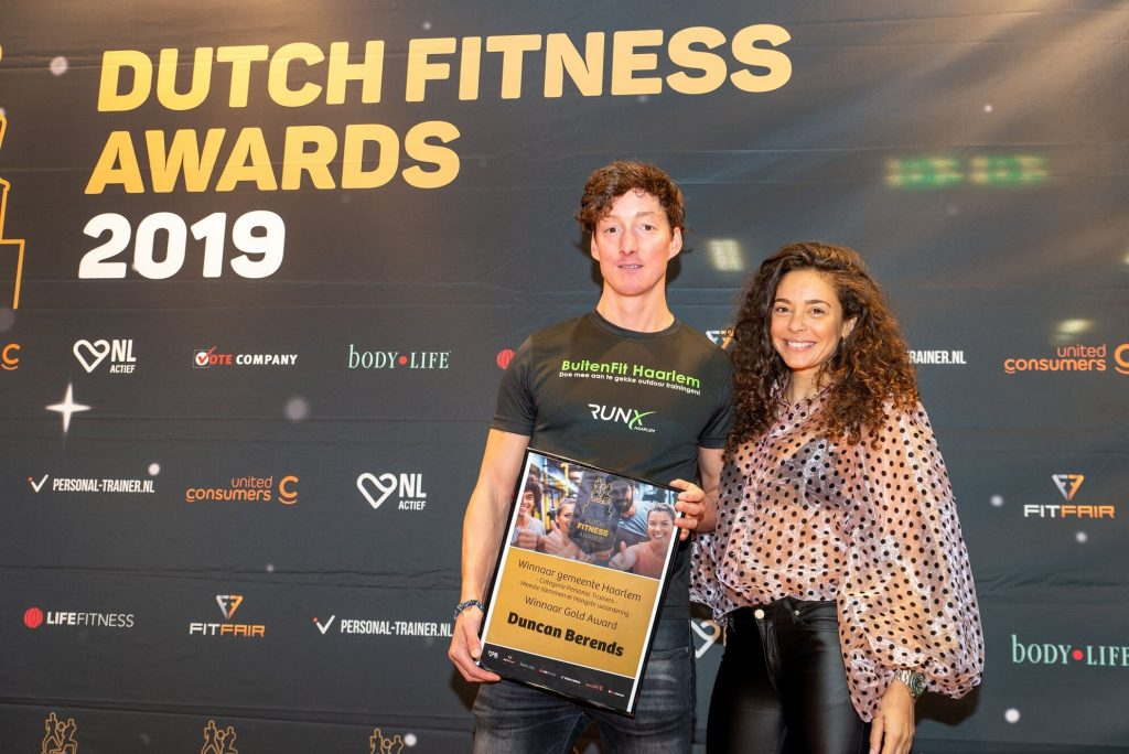 Winnaar ZZP held van Nederland - Dutch Fitness Award 2019 foto faya1 1024x684