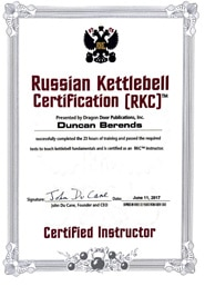 Personal training - RKC 1 klein2