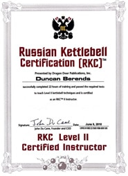 Personal training - RKC 2 klein2