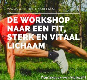 Leer de kettlebell swing - Workshop naar een fit vitaal en sterk lichaam 300x275