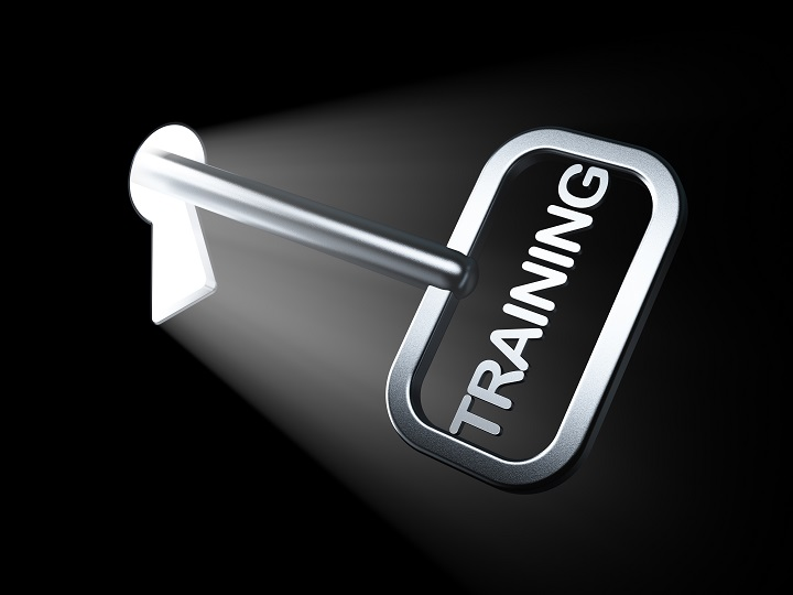 Waarom val ik niet af - Training 1