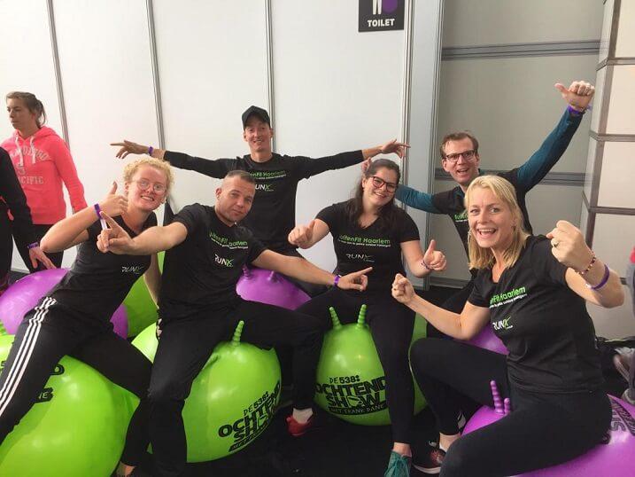 Sporten in Haarlem - Resultaatgerichte trainingen voor iedereen! - Skippybal race 538 spieren voor spieren