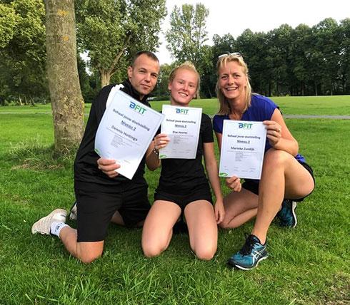 Sport je gezond en SUPER FIT in 2021 bij BuitenFit Haarlem - Behaal Je Doelstelling