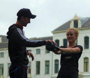 De personal trainer van het jaar 2019 en 2020 in Haarlem - Kettlebell Training 300x262