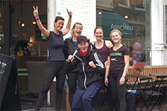 Klanten vinden BuitenFit Haarlem leuk. Ze vinden ons echt leuk! - Outdoor trainingen 1st
