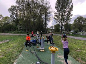 Sporten in Haarlem Noord zeer effectief en leuk bij BuitenFit Haarlem - 3 300x225