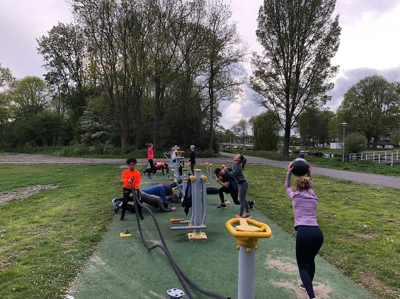 15 uitdagende battle rope oefeningen voor een topsport body! - 3