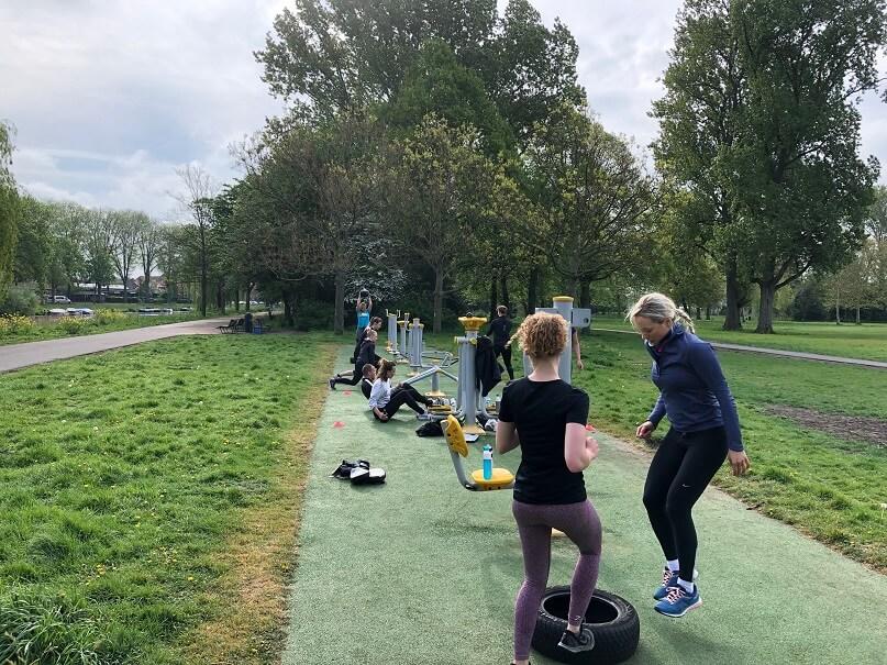 Fitness in Haarlem Noord met 100% begeleiding - 4