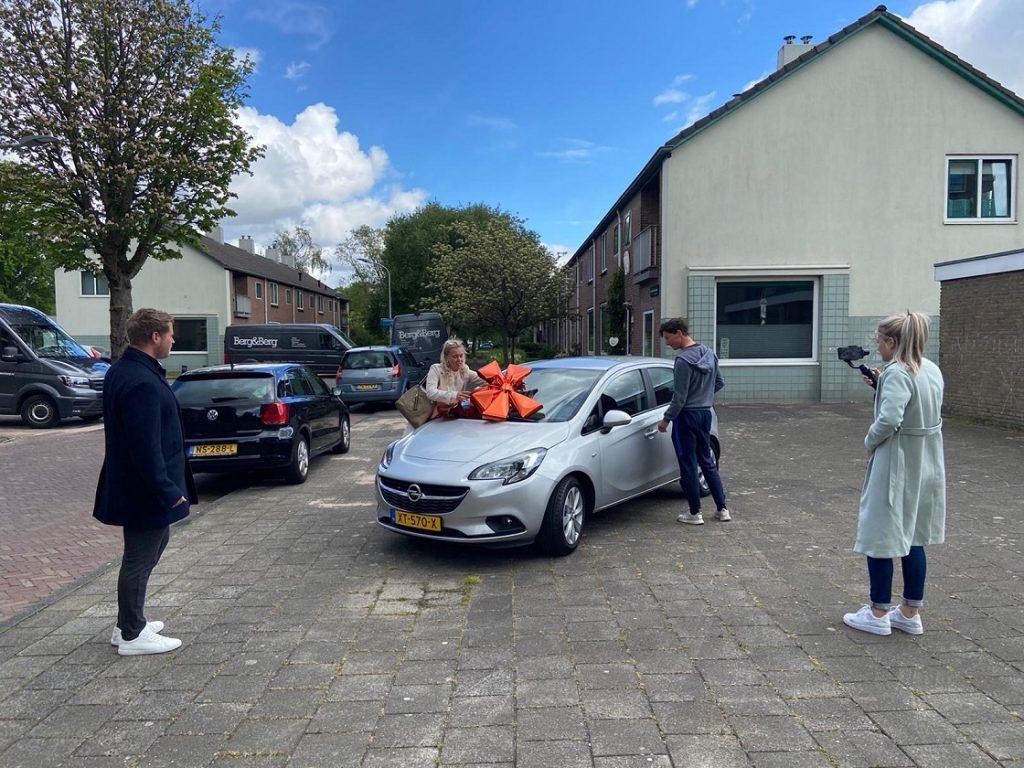 BuitenFit Haarlem op Haarlem105 - auto open 1024x768