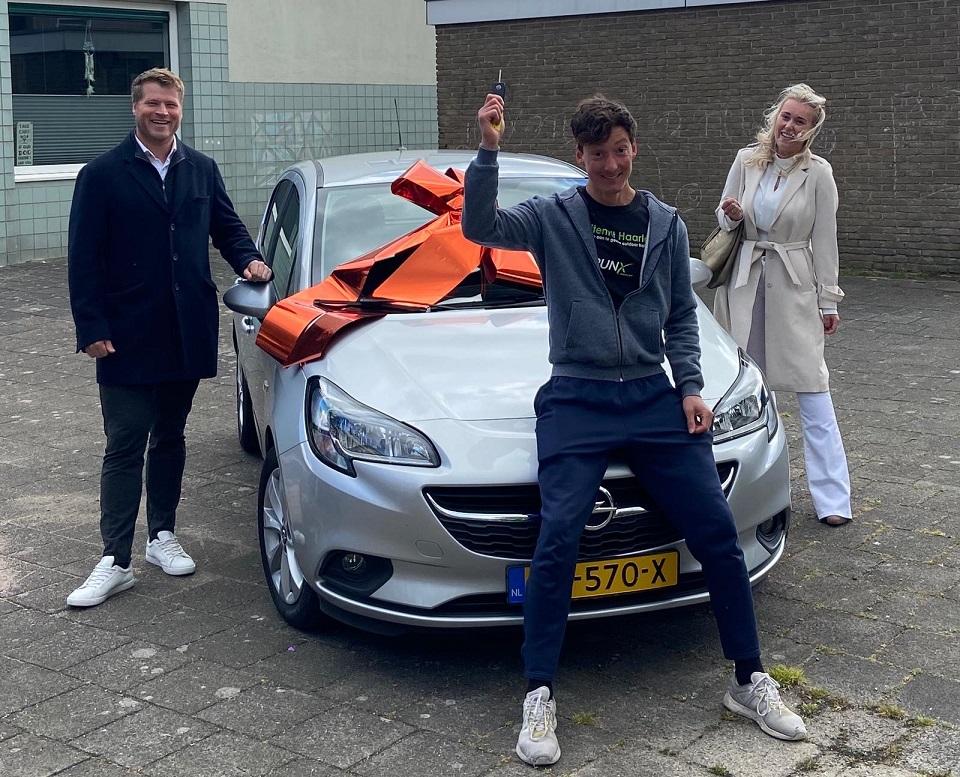 ZZP Nederland - auto zitten