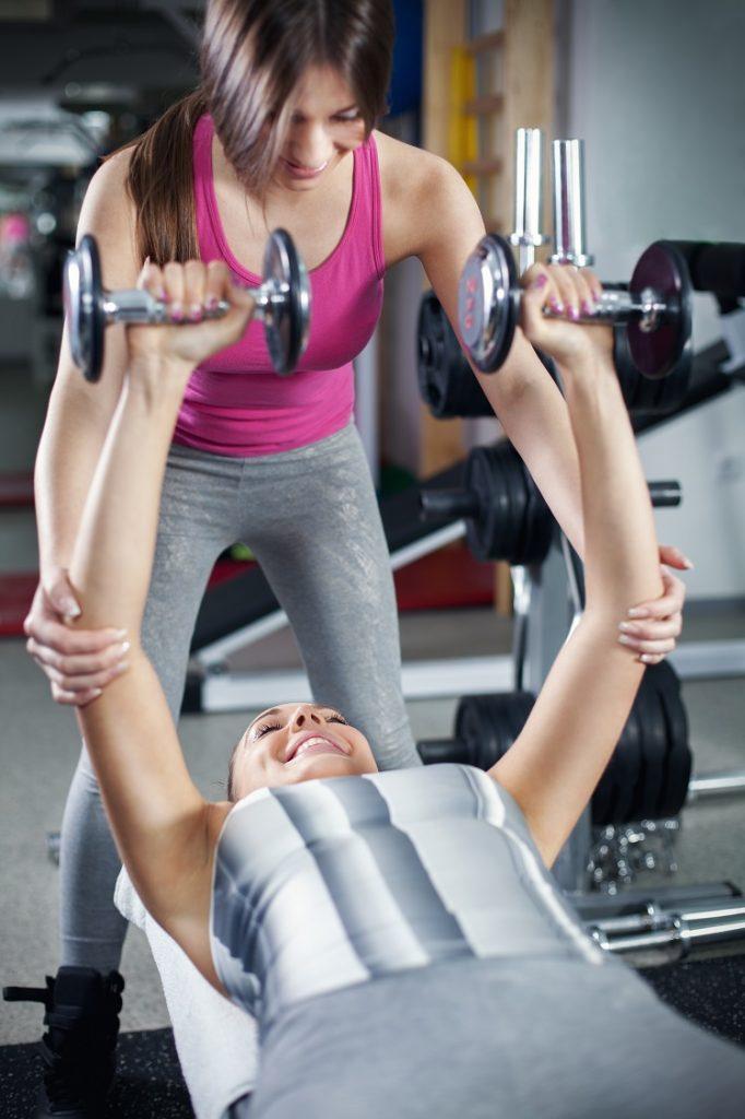 Wat is personal training en wanneer doe je dit? - instructor 682x1024
