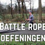 Fitness oefeningen voor een TOPFIT lichaam - Battle rope oefeningen 150x150