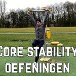 Fitness oefeningen voor een TOPFIT lichaam - Core stability oefeningen 150x150