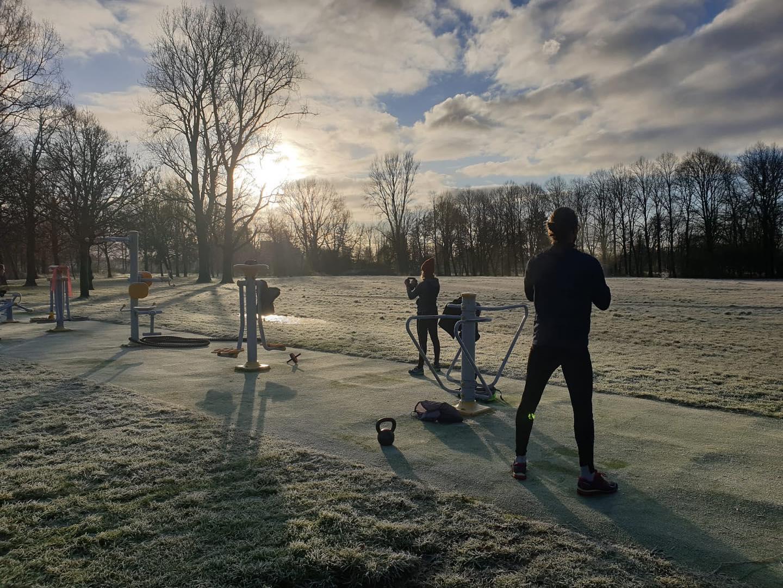 Sport je gezond - Personal training in Haarlem