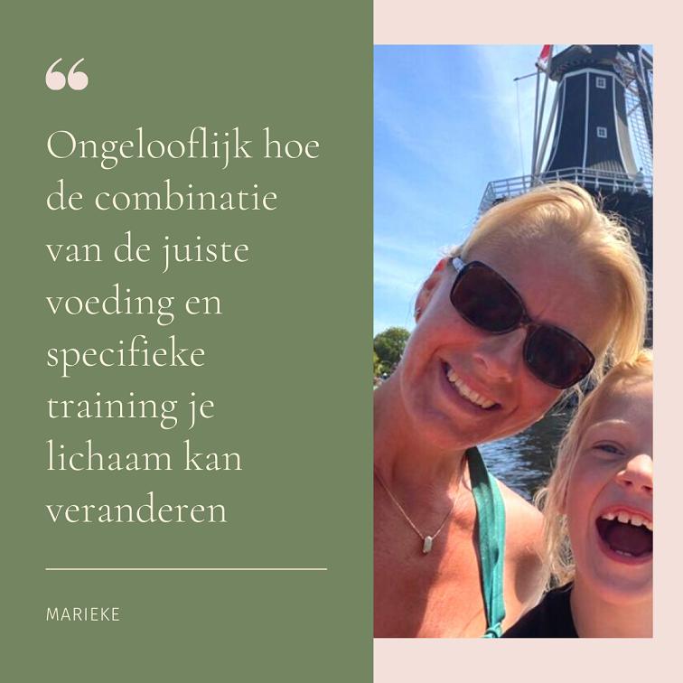 Waarom val ik niet af - Review BuitenFit Haarlem 2