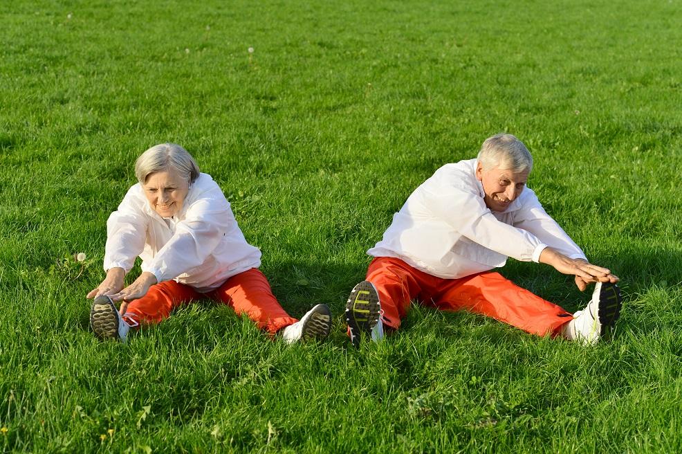 Maag en darmstelsel - Bewegen voor ouderen
